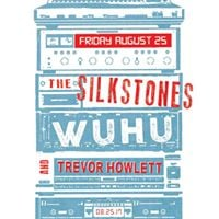 The Silkstones Wuhu and Trevor Howlett