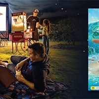 Ipswich City Council 2018 Movies in the Park - Moana