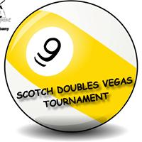 9 Ball Scotch Doubles Vegas Tournament