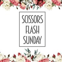 Scissors Flash Sunday