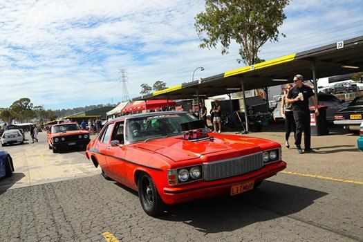 Powercruise 76 at Sydney Motorsport Park