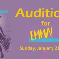 Auditions for &quotEmma A Pop Musical&quot