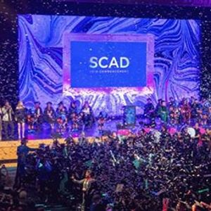 SCAD 2019 Commencement in Atlanta
