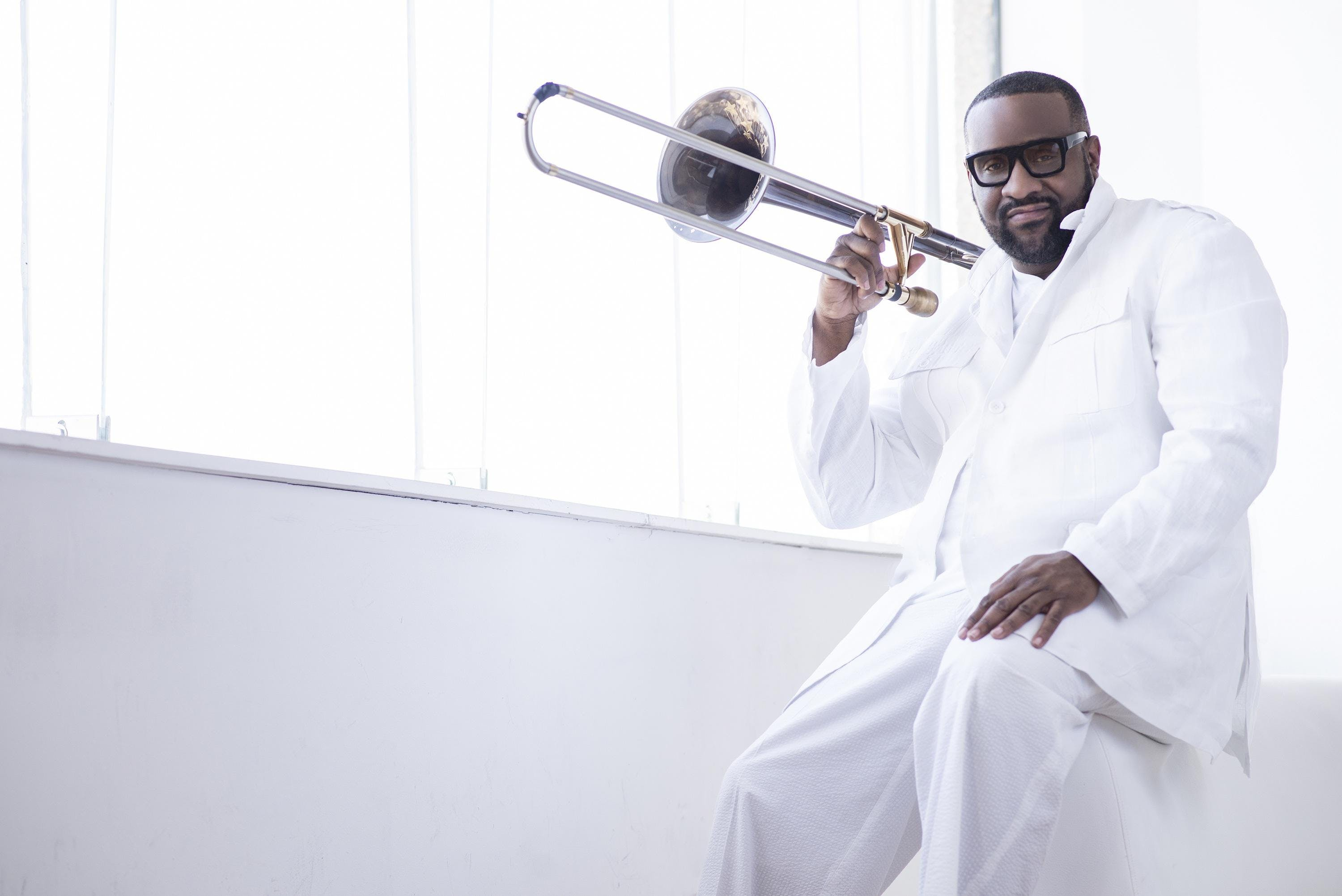 A Night of Music with Trombonist Jeff Bradshaw