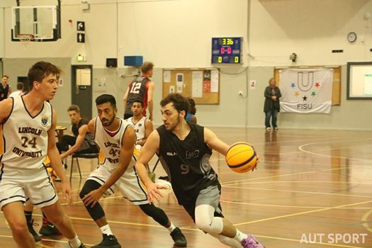 AUT 3x3 Basketball Trials