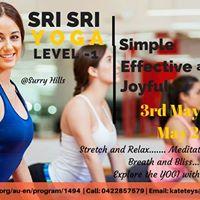 Sri Sri Yoga Course