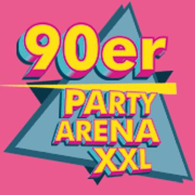 90er Party Arena XXL