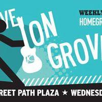 Groove on Grove - A Riverview Jazz Fest Runs Through It