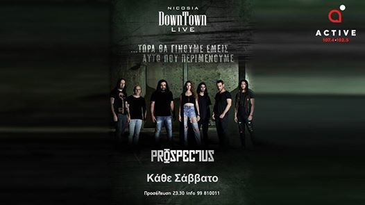 1310 Prospectus Live at Downtown Live