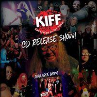 KIFF CD release show w The Gray Horseskull