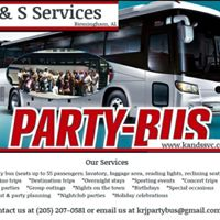 K&ampS Party Bus (Memphis in May)