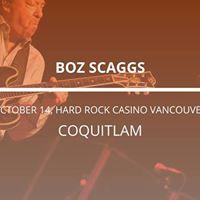 Boz Scaggs in Coquitlam