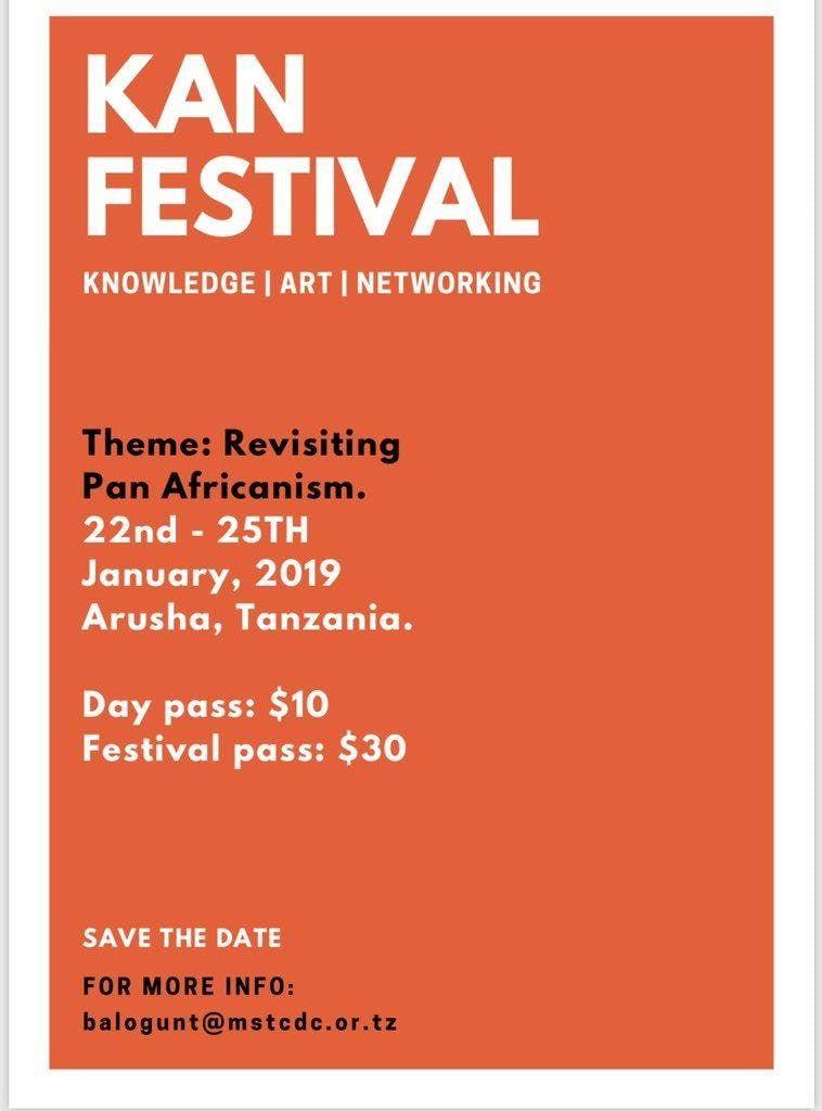KAN(Knowledge Art & Networking)  FESTIVAL
