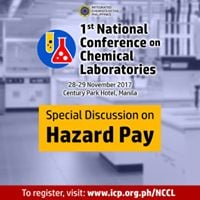 1st National Conference on Chemical Laboratories