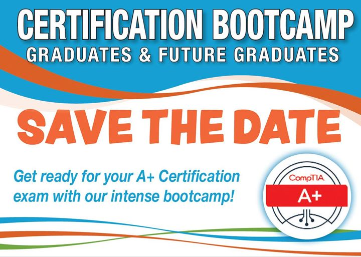 CompTIA A+ Certification Review Session for CNS Students/Grads at ...