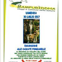 Escursione alle cascate Forgiarelle P.N. Aspromonte