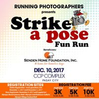 RP Strike A Pose Run for Senden Home