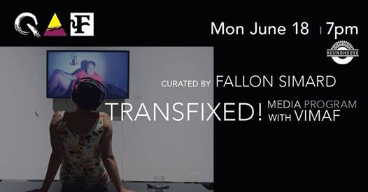 Transfixed - QAF 2018 Media Art Night