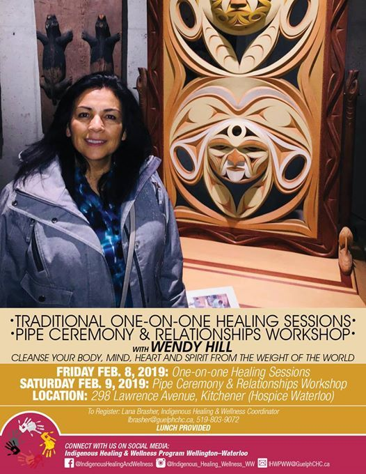 Traditional Healing With Wendy Hill