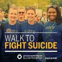 Columbia Out of the Darkness Community Walk