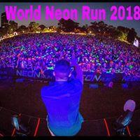 World Neon Run 2018