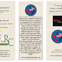 Dylans Drafthouse 2nd Annual Charity Golf Scramble