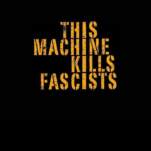 This Machine Kills Facists at The Triangle