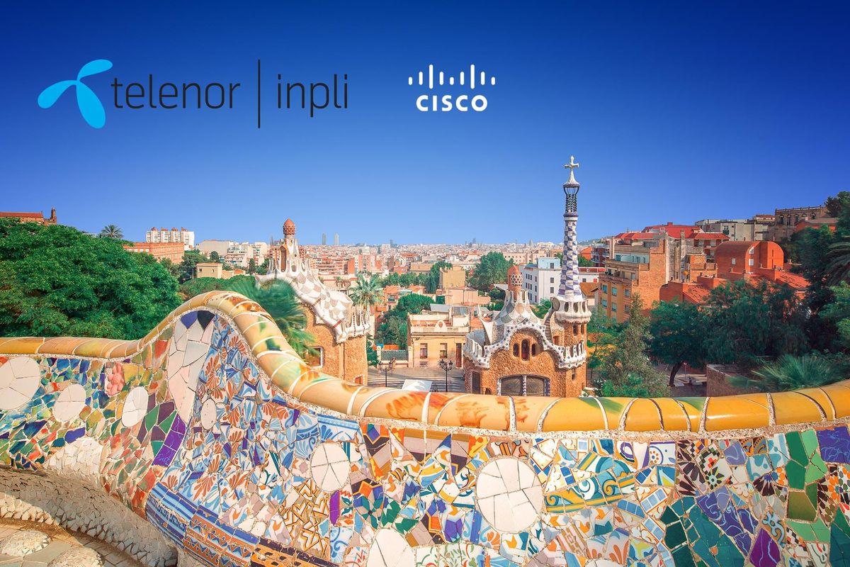 Bli med Telenor Inpli til Cisco Live i Barcelona
