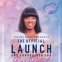 The Official Launch and Fundraiser for Rose Petal