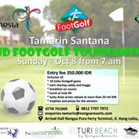 2nd Footgolf Tournament.