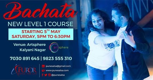 Bachata Level 1 Course with Furor