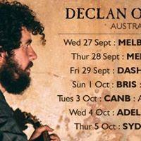 Declan ORourke - Ainslie Arts Centre (Canberra)