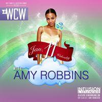 Amy Robbins at WCW Wednesdays