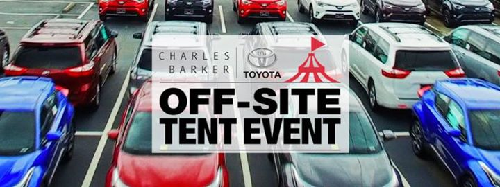 Marvelous Charles Barker Toyota Off Site Tent Event! At Walmart Virginia Beach    Phoenix Dr, Virginia Beach