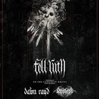 Fell Ruin (Album Release Show) Dawn Rayd Dakhma at Cellarmens