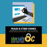 Fraud and Cyber Crimes Workshop