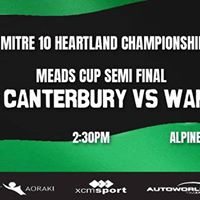 Meads Cup Semi-Final Ourteam vs Wanganui
