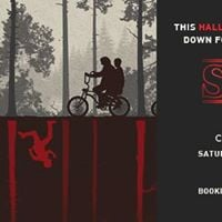 Stranger Things - Halloween Week at Caffeine &amp Cocktails