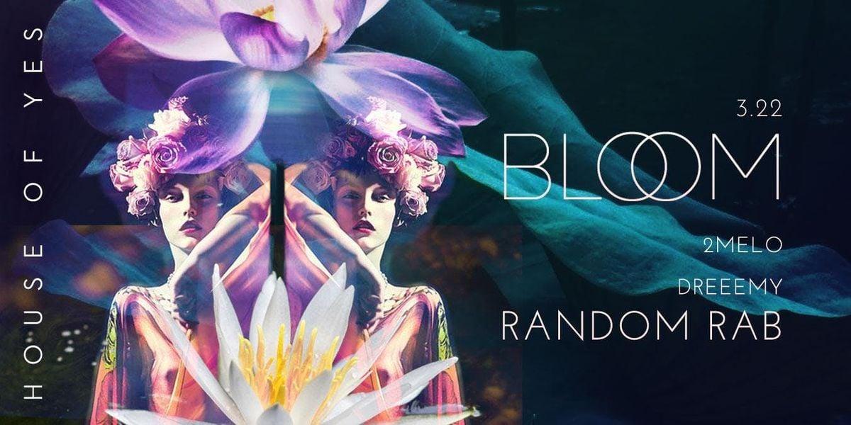 Bloom with Random Rab
