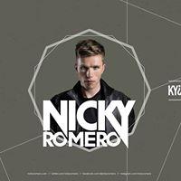 Nicky Romero Kyi Lounge Disco Modena 30 aprile 2017