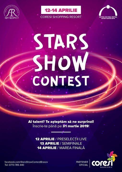 Stars Show Contest - Braov 2019