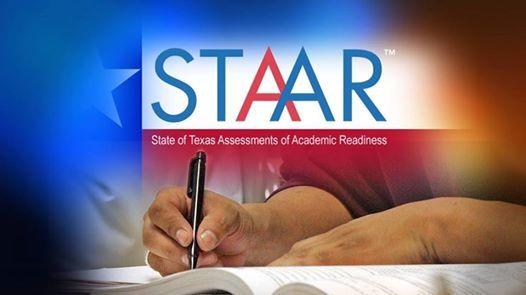 STAAR Testing Reading Grades 6-7 & ReTest 8