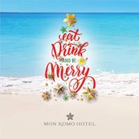 Christmas Day at Mon Komo Hotel