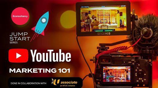 Jumpstart Series YouTube Marketing 101