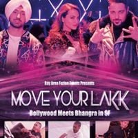 Move Your Lakk-Bollywood Meets Bhangra in SF