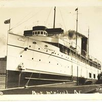 BUS TRIP to the S.S. Keewatin