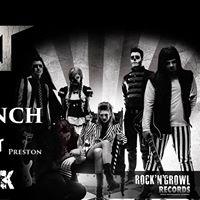 Ward XVI Album Launch with Emperor Phunk Bea Noir &amp MagiChris