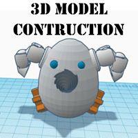 Fablings 3D Model Construction