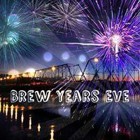 Brew Years Eve KEG DROP