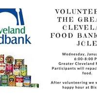 Volunteer at The Greater Cleveland Food Bank